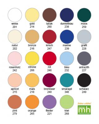 Spannbettlaken ab 90-100 x 200-220cm Aqua - Jersey Qualität