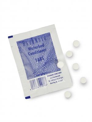 AGUANOVA® TABS - Konditionierer Tabletten für Wasserkopfkissen und Schlauchsystem
