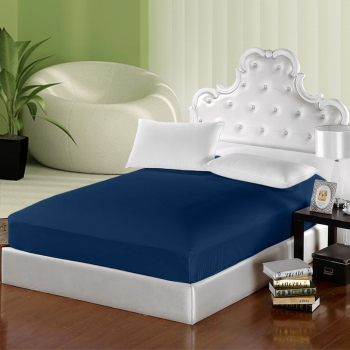spannbettlaken 180x200 bis 200x200cm single. Black Bedroom Furniture Sets. Home Design Ideas