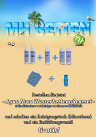 AguaNova Wasserbettenpflegeset