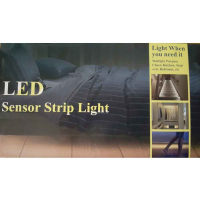 LED Sensor Strip Light